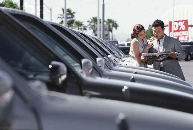 Автомобили выставлены на продажу в лизинг
