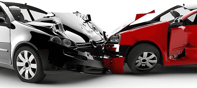 Столкновение машин