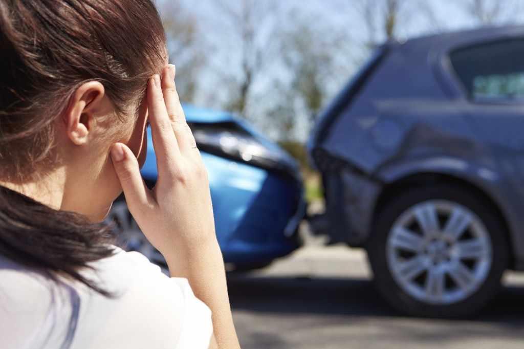 Женщина и машины